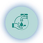 Haende waschen - Sicheres Hygienekonzept