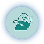 Richtig Husten und Niesen - Sicheres Hygienekonzept