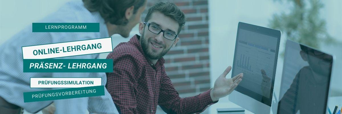 Geprüfter Finanzanlagenfachmann - Vorbereitung auf die IHK-Sachkundeprüfung gem. §34f GewO