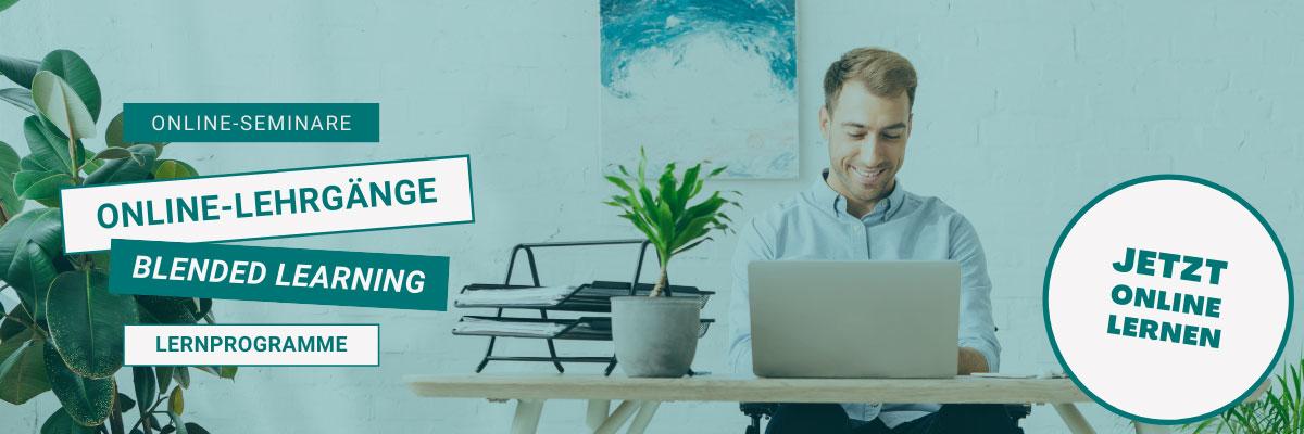 eLearning - online lernen - Weiterbildungen online Deutsche Makler Akademie