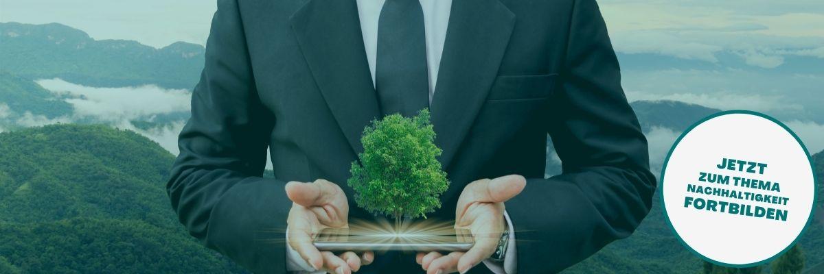Weiterbildungsangebote Nachhaltigkeit in der Versicherungsvermittlung